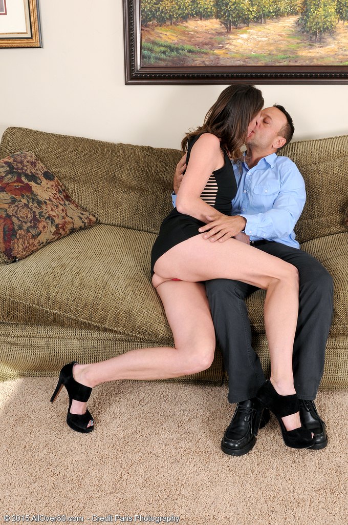Jizzabelle and Kurt Lockwood from AllOver30