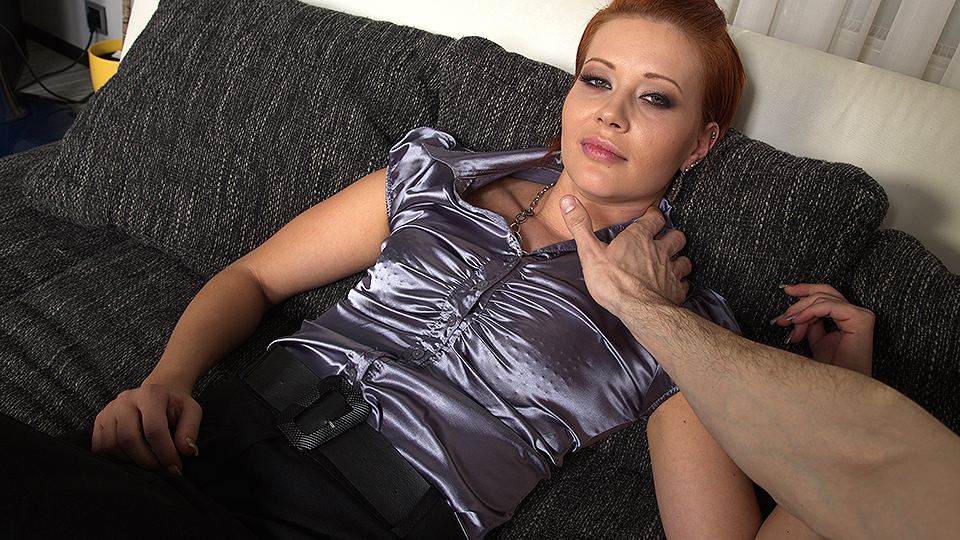 Naughty horny mom fucking and sucking in POV style from Mature nl